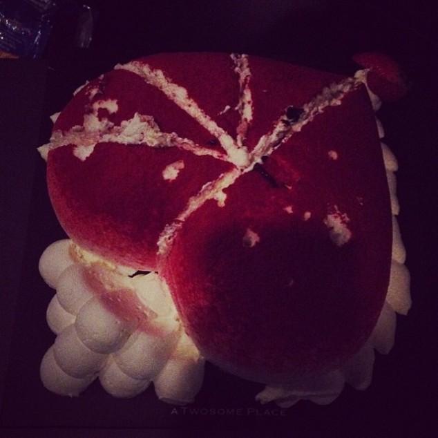 냠냠 케이크^^
