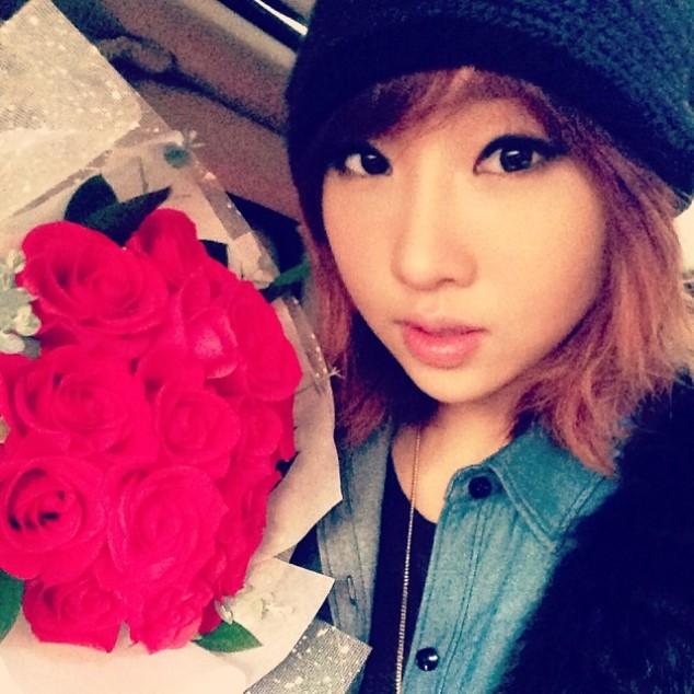 Gift from YG Japan Staff :) ありがとうございます ;)