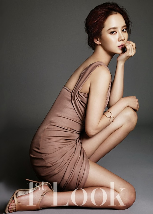 Song Ji Hyo - 1st Look Magazine Vol.60 (3)