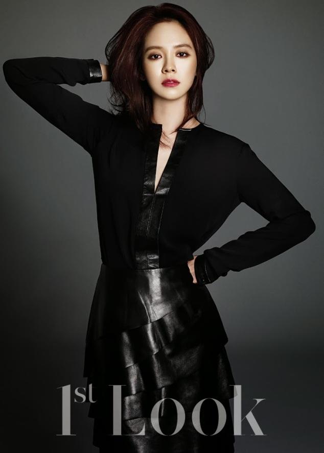 Song Ji Hyo - 1st Look Magazine Vol.60 (4)