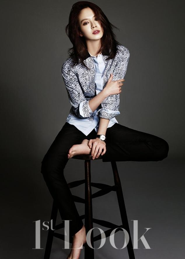 Song Ji Hyo - 1st Look Magazine Vol.60 (5)