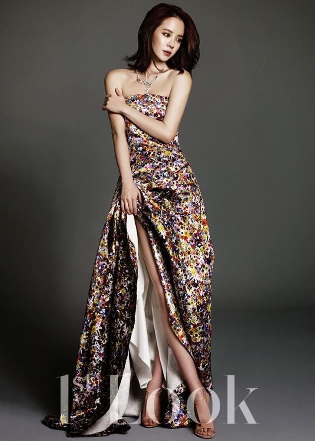 Song Ji Hyo - 1st Look Magazine Vol.60 (6)