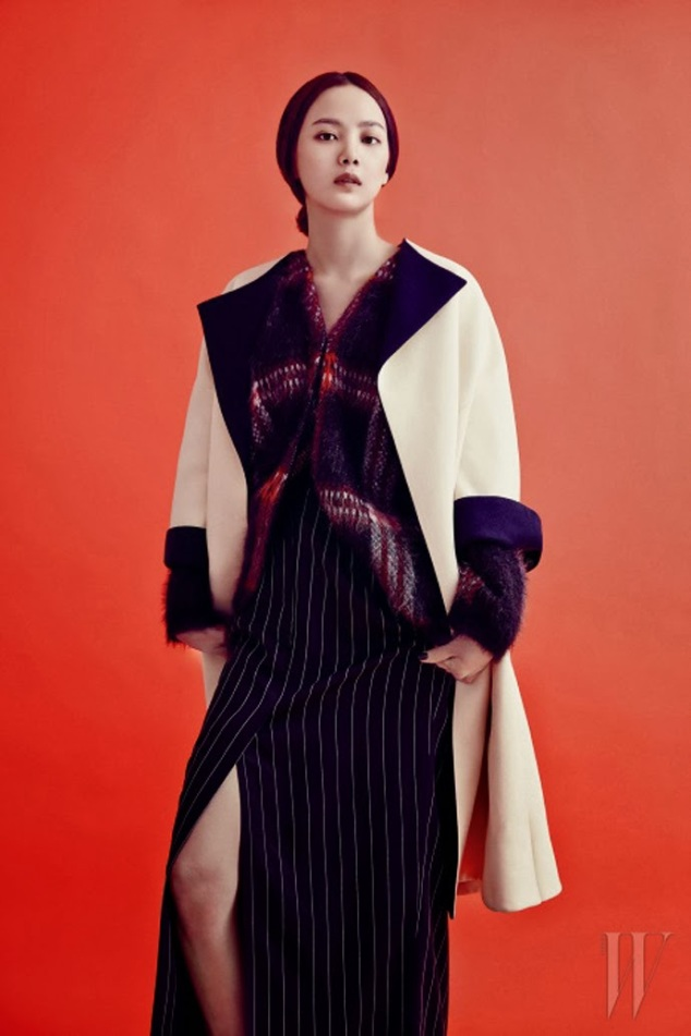 Yoon Seung Ah - W Magazine January Issue 2014 (3)
