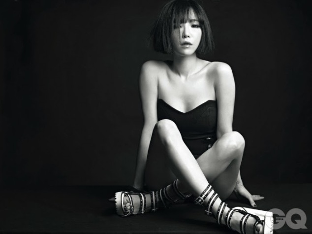 Ga In  Brown Eyed Girls - GQ Magazine February Issue 2014 (4)