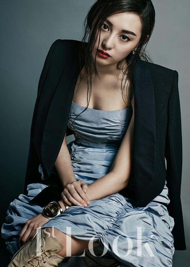 Kim Ji Won - 1st Look Magazine Vol.61 (2)
