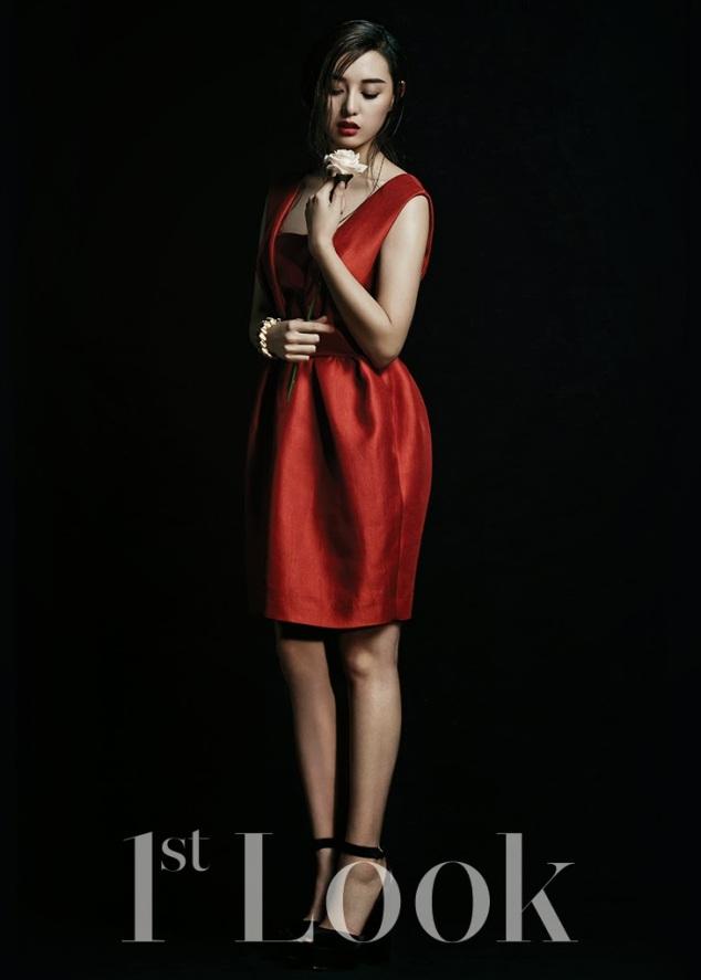 Kim Ji Won - 1st Look Magazine Vol.61 (5)