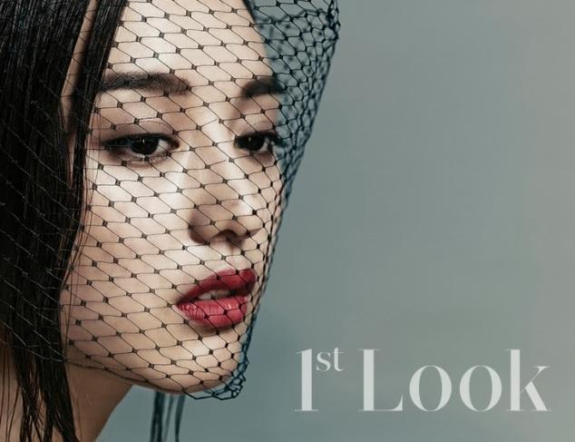 Kim Ji Won - 1st Look Magazine Vol.61