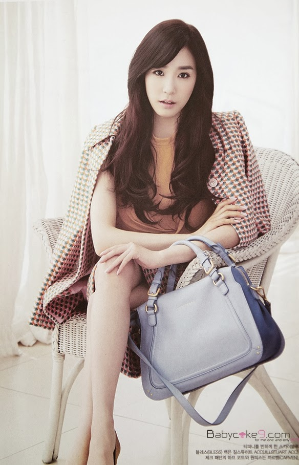 Tiffany Hwang SNSD Girls' Generation - Vogue Girl Magazine March Issue 2014 (4)