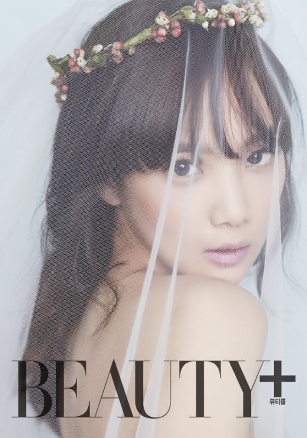 Yoon Seung Ah - Beauty+ Magazine February Issue 2014 (2)