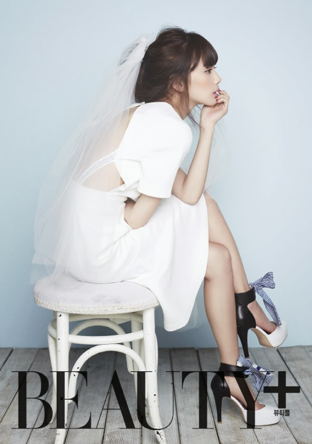 Yoon Seung Ah - Beauty+ Magazine February Issue 2014 (4)