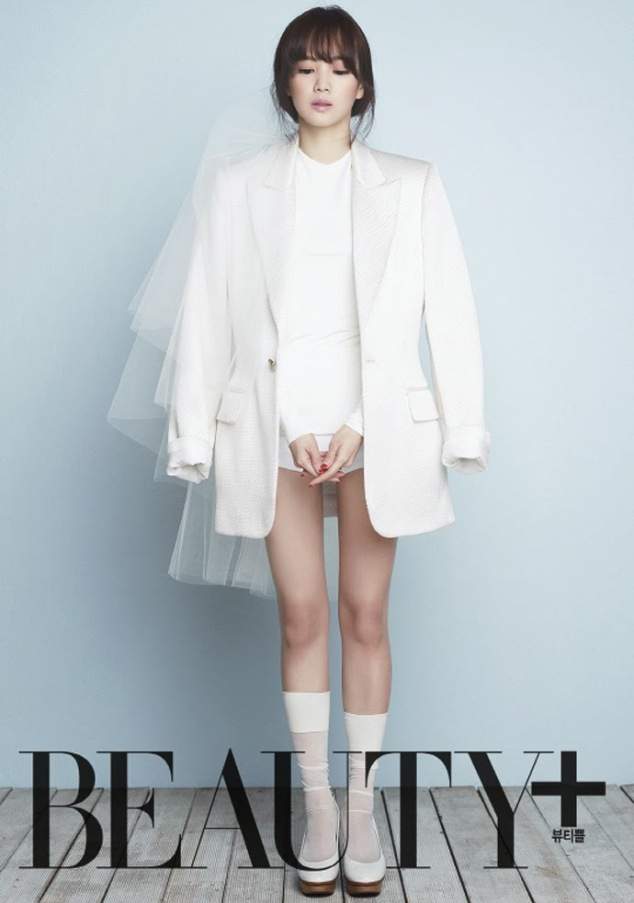 Yoon Seung Ah - Beauty+ Magazine February Issue 2014 (5)