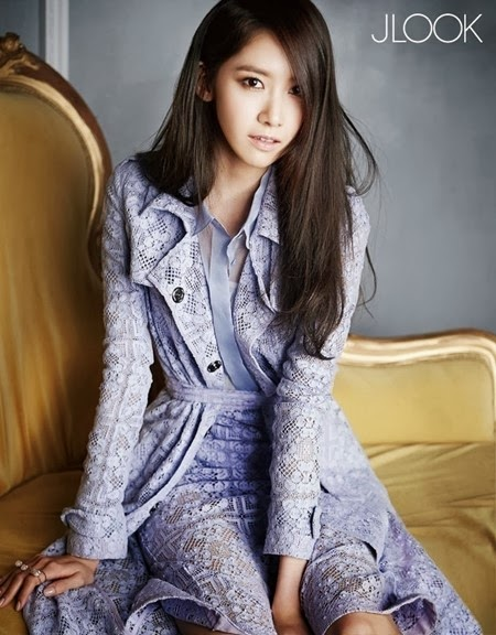Yoona SNSD Girls' Generation - J Look Magazine March Issue 2014 (3)