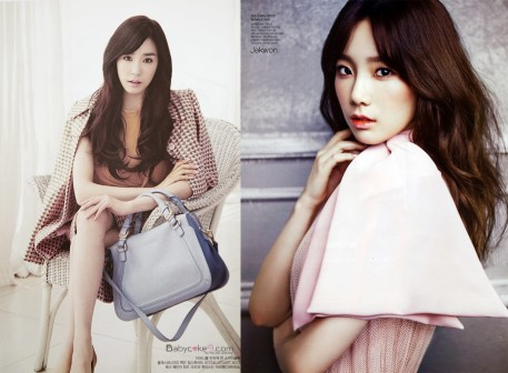 Tiffany Hwang SNSD Girls' Generation - Vogue Girl Magazine March Issue 2014 (4)_副本