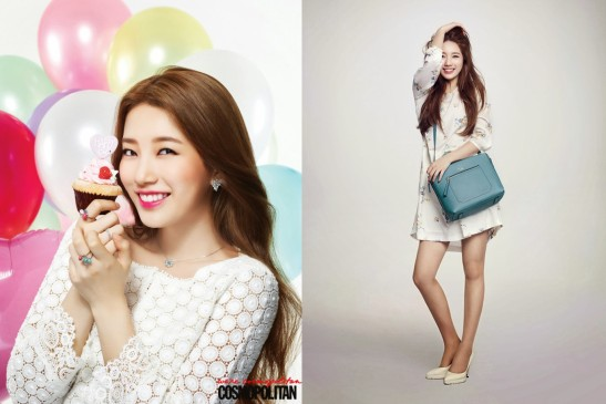 Suzy miss A - Cosmopolitann Magazine February Issue 2014 (3)_副本
