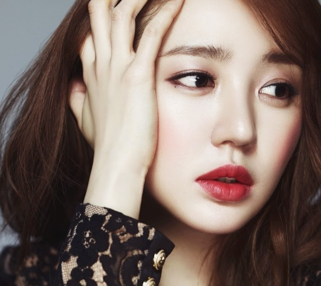 Yoon Eun Hye - High Cut Magazine Vol.124