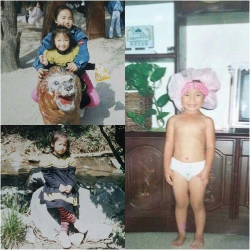 Hong-Jin-Youngs-baby-pictures