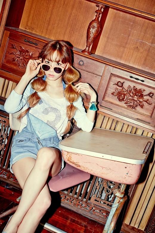 Taeyeon teaser 1